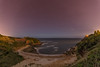 El sonido de las olas. (Amparo Hervella) Tags: playadecarranques asturias españa spain playa mar paisaje estrella noche nocturna agua ola largaexposición d7000 nikon nikond7000 comunidadespañola wewanttobefree