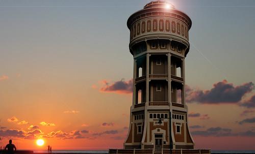 "Torres legendarias / Faros, minaretes, campanarios, rascacielos • <a style=""font-size:0.8em;"" href=""http://www.flickr.com/photos/30735181@N00/32493398416/"" target=""_blank"">View on Flickr</a>"