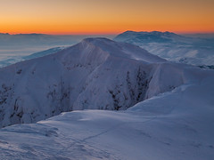 Troglav (Leonardo Đogaš) Tags: snow mountain landscape troglav dinara leonardo đogaš winter sunrise planina olympus zima snijeg bosnia bosna ngc
