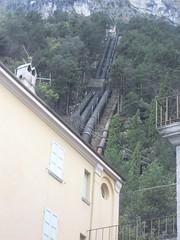 Rohrleitung in Riva (christophrohde) Tags: kraftwerke rohre riva gardasee italien italia