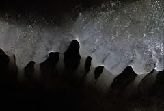 subterranean (RhinoSkin) Tags: ice columns sparkle
