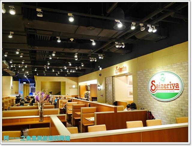 板橋新埔捷運站美食三猿廣場薩莉亞義式料理披薩義大利麵平價聚餐阿一一image016