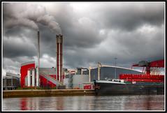 IMG_6293_6295_web (Sjoerd Veltman, Alkmaar) Tags: holland netherlands energy energie nederland waste powerplant alkmaar rood centrale sjoerd wkc huisvuil afval 2015 vuil hvc warmte veltman groenestroom warmtekracht sjoerdveltman wasteenergyplant