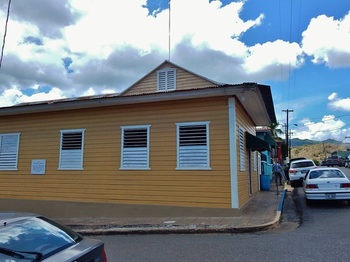 José Ignacio Quintón House, Coamo, Puerto Rico.