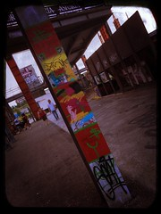 Street art at Parco Dora 087/365 (Mammaoca2008) Tags: streetart torino turin project365 urbangraffiti parcodora 087365