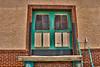 Santa Fe Rail Depot Canyon, TX doors (chasblount) Tags: windows abandoned architecture texas canoneos20d artdeco hdr highdynamicrange panhandle canonefs1855 traindepots canyontexas texaspanhandle railroaddepots canonefs1855f3556is santaferaildepot