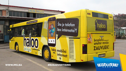 Info Media Group - Haloo, BUS Outdoor Advertising, 04-2015 (2)