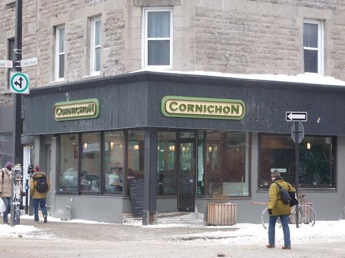 On va chez Cornichon ce soir? Montréal, Québec