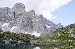 Civetta e Lago del Coldai