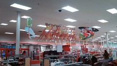 The Buck (and Target Sunday Summer Spectacular) Stops Here (Retail Retell) Tags: county christmas lake retail store neon signage ms target horn promotional wavy desoto 90s dcor 2014 p97 t1169 thebuckandtargetsundaysummerspectacularstopshere