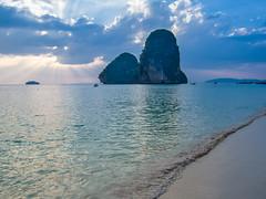 beach Railay beach, Thailand - Strand