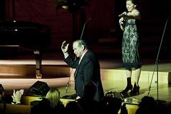 Pianist & Diva at CI 2010 w Edward de Bono