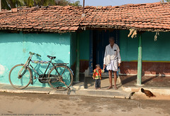 LIFE IN THIS LITTLE VILLAGE (GOPAN G. NAIR [ GOPS Photography ]) Tags: life india rural photography village karnataka gops gopan gopsorg gopangnair gopsphotography
