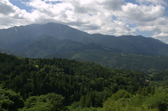 View Magome - Tsumago trail
