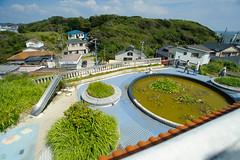 20150809-DS7_9905.jpg (d3_plus) Tags: street sea sky beach nature japan landscape drive nikon scenery wideangle architectural  geo  kanagawa shizuoka    touring  izu  superwideangle        tamron1735  miurapeninsula a05   tamronspaf1735mmf284dildasphericalif nikon1 jyogashima  tamronspaf1735mmf284dildaspherical architecturalstructure d700  nikond700 tamronspaf1735mmf284dild geospot tamronspaf1735mmf284