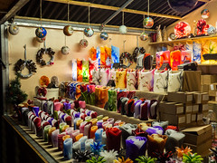 Christmas Market Stall (petercooper131) Tags: london south bank christmas market stall shop craft candle candles