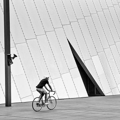 Melbourne 05 (Peter.Bartlett) Tags: square noiretblanc olympusomdem5 australia city doorway bike streetphotography wall door urbanarte lunaphoto man urban peterbartlett candid people m43 microfourthirds cycle architecture monochrome macphuntonality blackandwhite bw facade