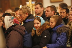 051. Nativity of the Lord at Lavra / Рождество Христово в Лавре 07.01.2017