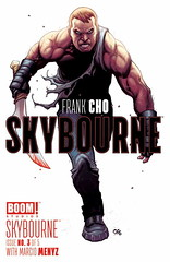Preview: Skybourne #3 (of 5) (All-Comic.com) Tags: allcomic boomstudios frankcho preview skybourne
