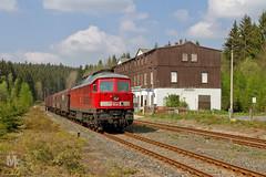 DB 233 112 - Zwotental (M-S-V) Tags: msv lud vogtland baureihe233 zwotental coils umleiter v300