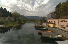 Lake Skadar - Montenegro (ALANSCOTT1) Tags: park skadar montenegro lake adriatic river boats fishing water sports travel holiday