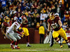Cousins is Intercepted (maskirovka77) Tags: redskins burgundyandgold giants manning garcon reed cousins beckham fedexfield sack interception pick