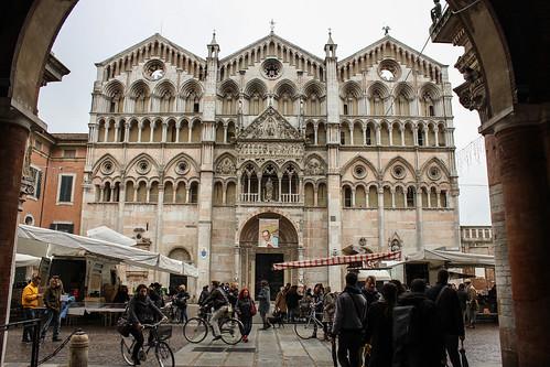 Cattedrale di San Giorgio Martire, Ferrara