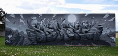 Songe (HBA_JIJO) Tags: graffiti art artist streetart urban wall paper trompeloeil hbajijo spray peinture painting bombing aerosol murale mur mural letters lettrage lettring lettres writer paris91 france