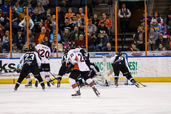 "Missouri Mavericks vs. Utah Grizzlies, December 28, 2016, Silverstein Eye Centers Arena, Independence, Missouri.  Photo: John Howe / Howe Creative Photography • <a style=""font-size:0.8em;"" href=""http://www.flickr.com/photos/134016632@N02/31924389346/"" target=""_blank"">View on Flickr</a>"