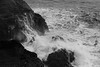 Returning (Mirko Prime) Tags: iceland islanda sea mare reykjavik vik ocean reflections cloud sky waves photo trip travel photographer canon grey bw monocromo black white