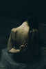 Light/Dark (Alina Autumn) Tags: girl light fragility dark love nature natural new nude tenderness hand atmosphere art vintage beaty beautiful photographer photo people portrait mood melancholy model magic romantic harmony history hair histoty hands