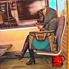 (C.Bry@nt) Tags: norge norway noruega norsk norske norwegian nordic scandinavian skandinavia apple iphone7 visitnorway smartphone appleapp oslostreet oslobilde akershus oslo metro tbanen