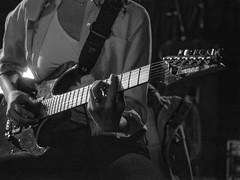 { singer/songwriter } (Web-Betty) Tags: niksilverefexpro bnw music musician guitar blackandwhite highiso