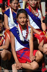 AOB (Monkfoot) Tags: india nagaland kohima tribal travel tour hornbill festival