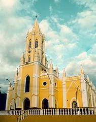 Igreja Matriz - São Benedito/CE - Janeiro 2017 (mag_lomardo) Tags: ceará são benedito igreja praça interior rural sertão serra nordeste brazil