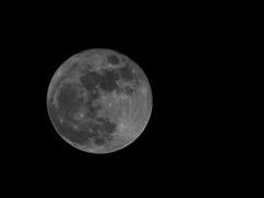 E5D_6885-2 (TrackandTrails) Tags: moon canon 14extender 100400 fullmoon lunar astrophotography