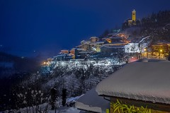 Montefortino night.... (Rospex) Tags: