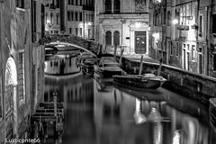 surreale (conteluigi66) Tags: venezia canale acqua luigiconte night luci luce dark riflesso riflessi notte venice nikon vividstriking