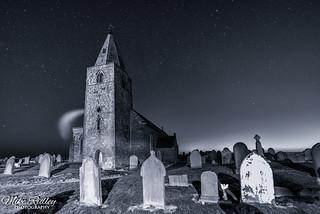 Church point ...