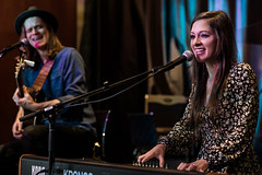 Maggie McClure at NAMM 2017 #5 (jus10h) Tags: maggiemcclure shanehenry winter namm show 2017 anaheim marriott stage live concert gig showcase performance artist singer songwriter orangecounty losangeles oc la nikon d610 photography justinhiguchi