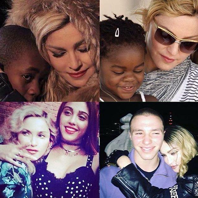 Madonna consegue permissão para adotar mais duas crianças na África