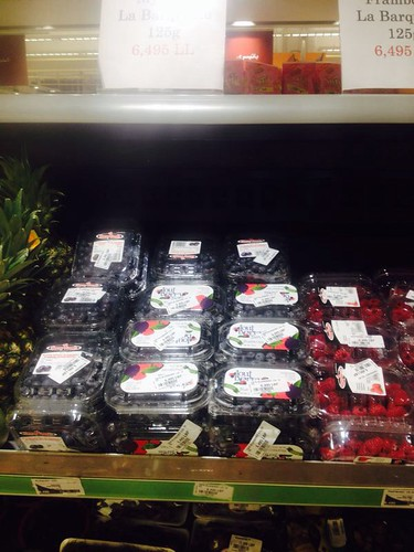 Tout Berry Farms Products Competing with Imported 2014