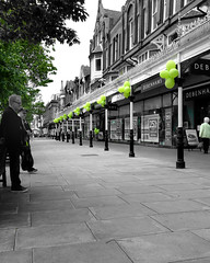 A green shopping day in Southport (tabulator_1) Tags: green shopping southport debenhams lordstreet