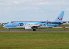 Arke                       Boeing 737                               PH-TFA (Flame1958) Tags: boeing dub 737 dublinairport b737 2015 boeing737 0615 arke eidw arkefly b7378 130615 phtfa arkeflyb737 arkeb737