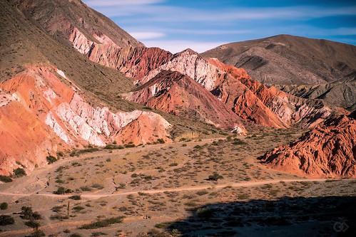 ARGENTINE - Montagne colorés