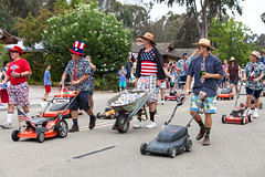 Society for the Preservation of the Middle Class (Kevin Baird) Tags: parade fourthofjuly scrippsranch independenceday 2015