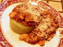 "Beef & beans in squash (Paul Beresford1100 (Tassie Devil)) Tags: china food fish chicken cake fruit cheese pie bread thailand bacon beans cambodia market beef prawns australia bbq ham roast vietnam pork mango squash eggs tasmania noodles brie tuna crumpet dumplings cheddar vegemite baked pawpaw ""sausage rolls"" ""dim sum"""