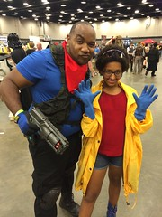 Mississippi Comic Con 2015 (Kristin Brenemen) Tags: mississippi costume comic cosplay joey jubilee xmen convention marvel bishop con jacksonms 2015 mississippicomiccon mscomiccon