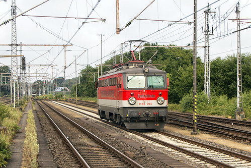 Centralbahn 1142 704, Bad Bentheim 18 juli 2015