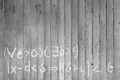 Mathematical Graffiti (Carbon Arc) Tags: graffiti chalk theory math formula mathematics foreign complex hieroglyphics deface complicated theorem